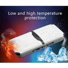 12000mAh Multifunctional Solar Cell Phone Charger Mobile Acc