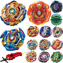 New Launchers Beyblade GT metal toupie Burst B-131 B-127 B-125 B-131 bayblade burst with kid Bay Bey blade blades toys(China)