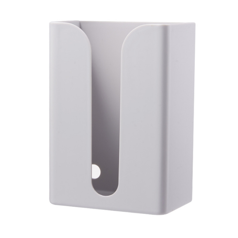 Wall-Mounted Tissue Box, Kitchen Paper Storage Box, Tissue Holder, Toilet Tissue Box, Paper Storage