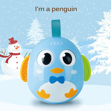 Toys Tumbler Poly-Toy Crisp Chick Gift Plaything Roly Ringtone Early-Learning Education