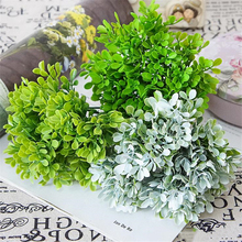 5 Branches/PC Aglaia odorata Grass Plastic Plant Artificial Flower DIY Garden Yard Decoration Dinning room Table 3 colors