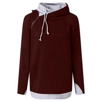 Women's Hoodie Streetwear Fashion Hoodie Retro Solid Color Hoodie Casual Solid Color Warm Hoodie Oversized Loose Harajuku Hoodie hoodie crosshatch hoodie