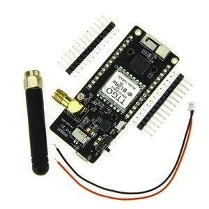 ESP32 LoRa32 V2.1 1,6 версия 433/868/915 МГц LoRa ESP-32 OLED SX1276 ESP32 Oled-дисплей BT беспроводной WIFI Lora макетная плата