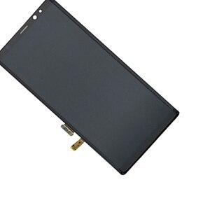 Image 5 - Pour SAMSUNG Galaxy NOTE 8 N9500 LCD AMOLED écran daffichage + écran tactile numériseur assemblée pour SAMSUNG affichage Original