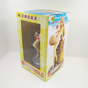 Image 5 - Japanese sexy anime action figure LELAKAYA Spice and Wolf Holo action figure CHN Ver. model toys sexy cute girls brand new