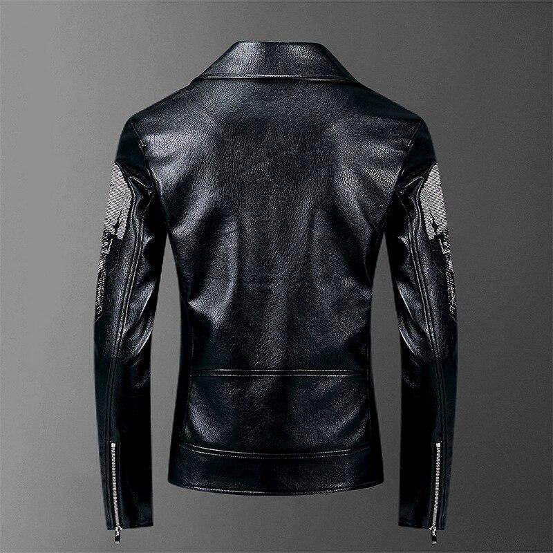 2019 новые стильные зимние мужские куртки мужские высококачественные утепленное пальто мужские модные повседневные пальто Размер trench Тренч - 2
