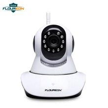 Floureon, новинка 720 P, беспроводная WiFi камера, CCTV, ip-камера безопасности, двухсторонняя аудио, H.264, камера наблюдения для детей