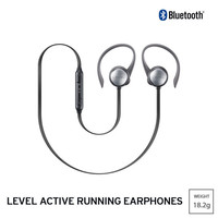 new Level Active EO BG930 Sport Bluetooth Wireless Portable Headphones Noise Official Cancellation Genuine For SAMSUNG