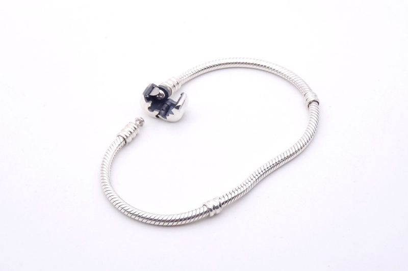 90-OFF-Original-Fine-Jewelry-925-Solid-Silver-Charm-Bracelet-With-Certificate-Soft-Smooth-Snake-Bone (3)