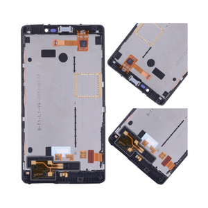 Image 4 - ORIGINAL For NOKIA Lumia 820 LCD Touch Screen Digitizer Assembly For Nokia 820 Display with Frame Replacement RM 825 N820 Screen