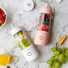 Vitaminas incluyen V taza de zumo portátil para jóvenes, eléctrica, USB, taza de zumo para Dreamer