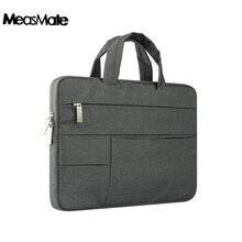 Anki bolsa impermeable para Laptop funda para Macbook Air 11 12 13 14 15,4 de 15,6 pulgadas forro unisex manga cuaderno para xiaomi aire hp