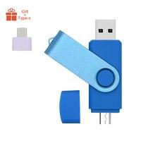 Blue OTG USB 2.0