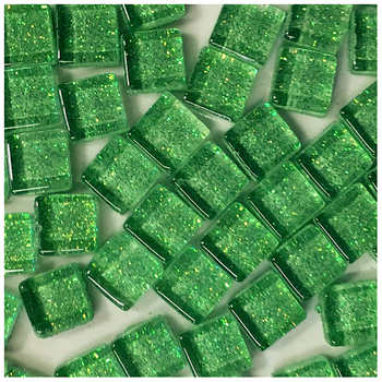 Ceramic About 100 Pieces Mosaic Tiles Material Assorted Colors for DIY Art Craft