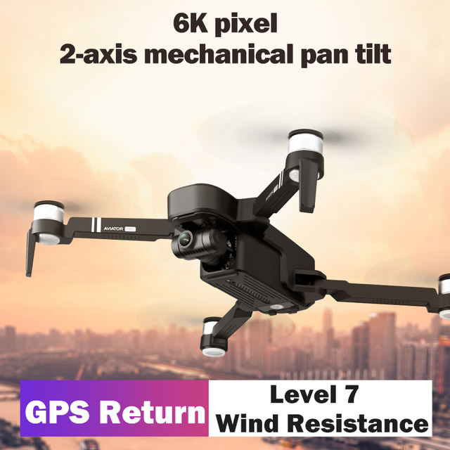 New 8811 pro 6K GPS drone wide angle camera 5G WIFI transmission two axis