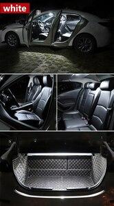Image 4 - Para Audi A3 8L 8V 8P A4 B5 B6 B7 B8 A5 A6 C5 C6 C7 A7 A8 D2 D3 Canbus vehículo LED Interior mapa cúpula luz en el maletero Kit