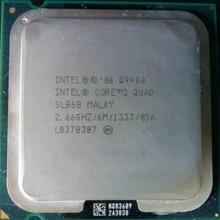 Intel Core 2 Quad Q9400 2.6 GHz Quad-Core Quad-Thread CPU Processor 6M 95W LGA 775 Intel Core 2 Quad Q9400 2.6 GHz Quad-Core Qu