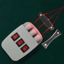 Sources-Set Experiment-Equipment Laser-Light Physics-Optics Magnetic School Adsorption