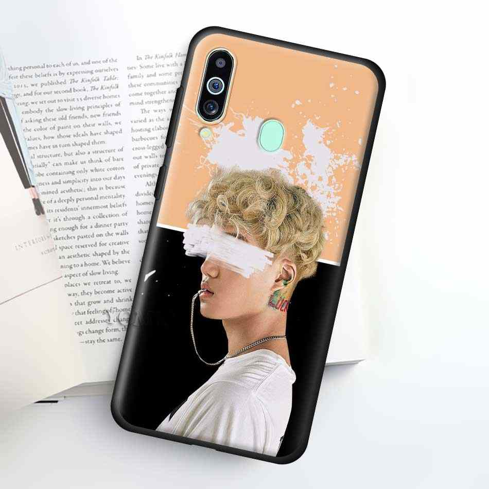 CCC pour Samsung Galaxy M31 M30s M21 M20 M10 M40 M51 M11 A51 A71 5G A31 Noir En Silicone Souple Couverture de Téléphone