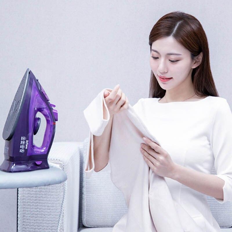 Chaud Xiaomi Mijia Lofans filaire/sans fil électrique fer à vapeur générateur de vapeur route fers à repasser multifonction réglable - 5
