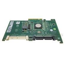 Adaptateur pour DELL PERC 6IR, R610, R710, 8 ports, SATA, SAS, HDD, RAID, carte hôte, bon test, CR679, JW063, YK838