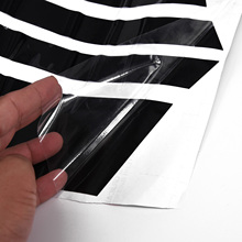 Parts Stickers for Mercedes Benz W117 C117 Side Stripe Stickers Stylish Car Durable AMG CLA Decor Hot