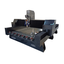 Heavy duty 1325 cnc stone carving machinery 1530 3 axis marble cnc router granite engraving machine