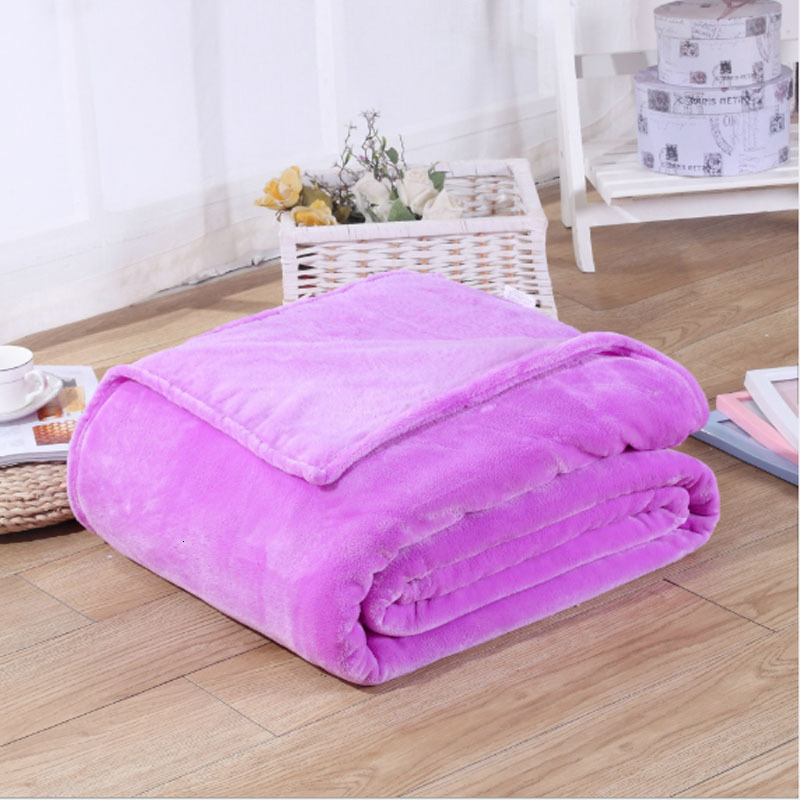 2019 New Born Kid Cotton Comfortable Blanket Winter Soft Keep Warm Sofa/Baby Blanket Baby Boy Girl Bath Blanket Flannel Swaddle