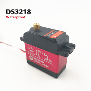 Image 4 - Waterproof RC Servo DS3218 Update and PRO High Speed Metal Gear Digital Servo Baja Servo 20KG/.09S for 1/8 1/10 Scale RC Cars