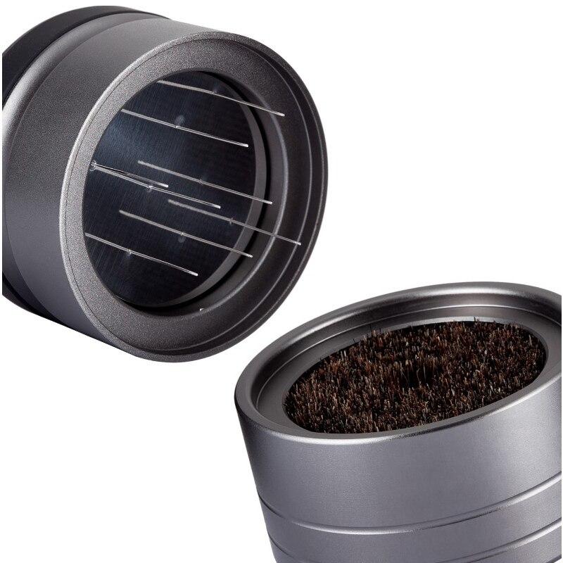 Handleiding Barista Poeder Koffie Espresso Latte 58Mm Koffie Sabotage Distributeur Leveler Tool Naald Type Koffie Poeder Distributeur