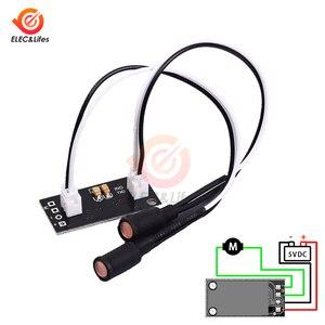 Solar Powered Automatic Tracker Solar Tracking Sensor Module PCB Circuit Board Single Axis 5V Light Source Tracking Plate Module(China)