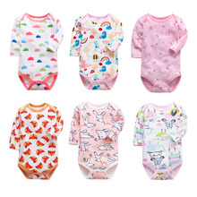 spring Baby Romper long Sleeve infant rompers Jumpsuit for baby boys cotton Baby Rompers Newborn Clothes Kids boy girls rompers spring autumn baby rompers hooded baby boys clothes newborn cotton clothes streetwear long sleeve infant boys girls jumpsuit