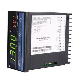 Image 3 - CD501 96*48mm Horizontale Soort Digitale PID Temperatuurregeling Thermo controller, ingangssignaal sensor thermokoppel K, relais Uitgang