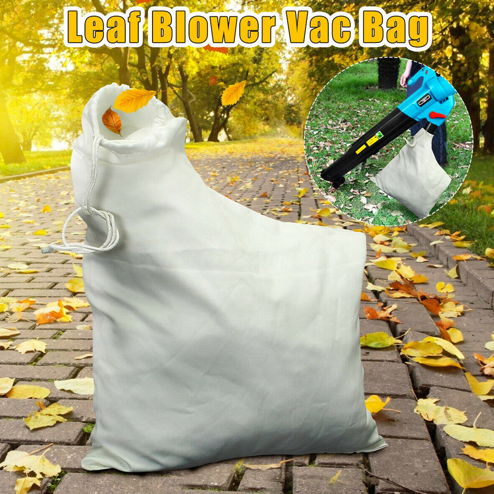 Leaf Blower Vacuum Bag Garden Tool Accessories For Electric Lawn Yard Shredder AUG889