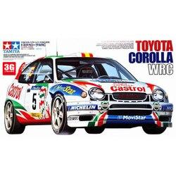 1/24 échelle TOYOTA COROLLA WRC assemblage voiture maquette Kits de construction modèle Super voiture Kits Collection bricolage Tamiya 24209