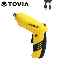 Rechargeable Screwdriver Power-Tools Torque Usb Cordless Drill Mini And