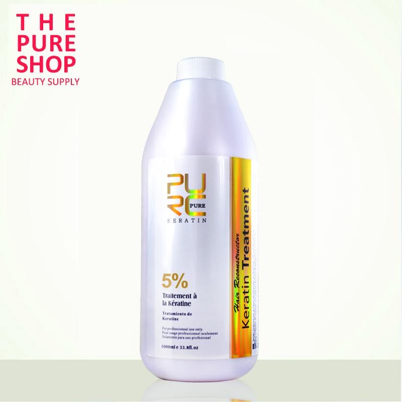 Original Brazilian Keratin Hair Treatment 5% Formalin Keratin Wholesale Smooth Hair Care Straightening Keratin At Home