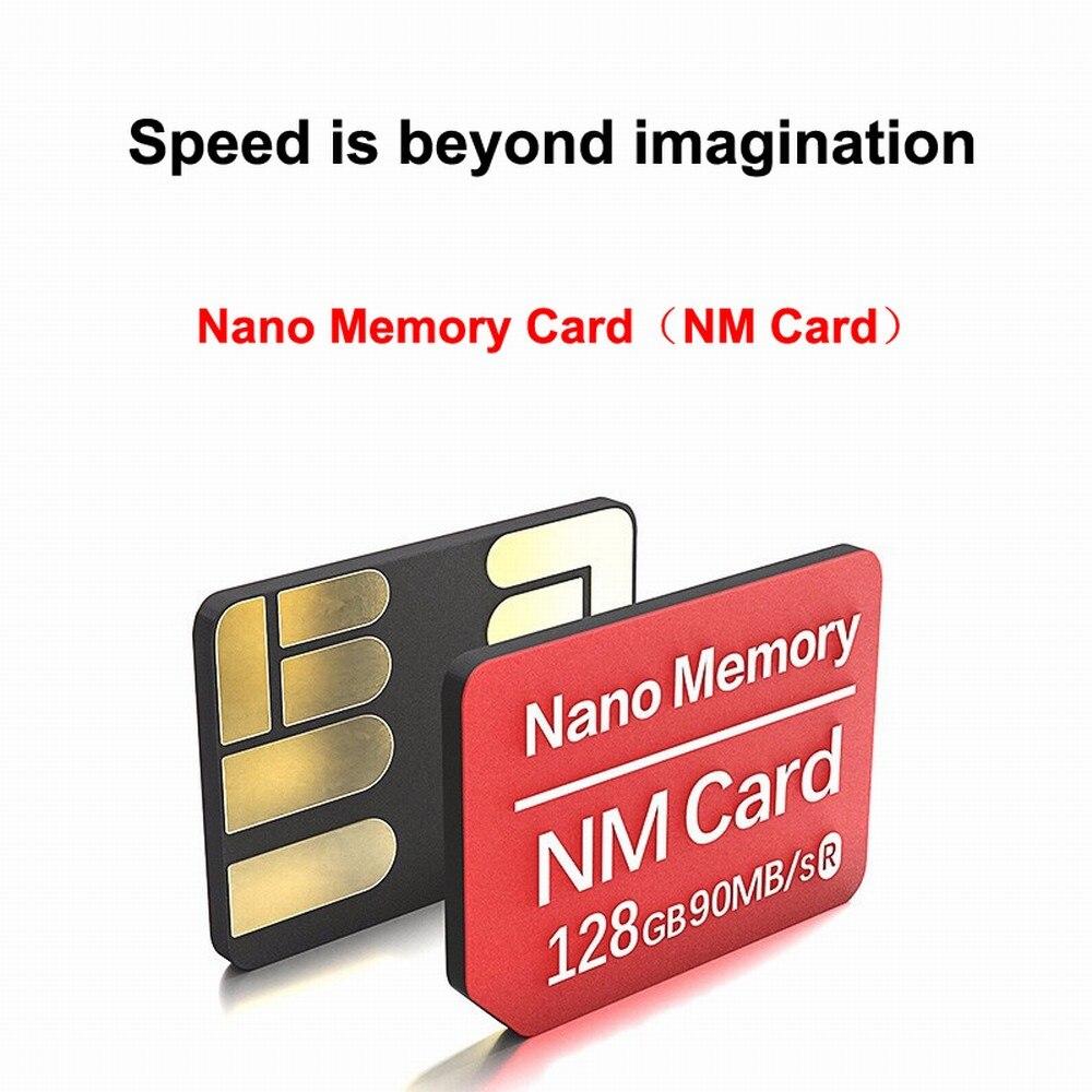 20 NM Card 128GB Nano Memory Card For Huawei Mate 20 / Mate20 Pro Mobile Phone Computer Dual-use USB3.0 High Speed NM-Card Reader (2)