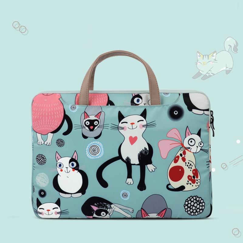 New Tablet Computer Bag Fashion Handbag 9.7/10.5/11/12.9 Inch Notebook Laptop Bag Briefcase Multi-function Laptop Bags For Women