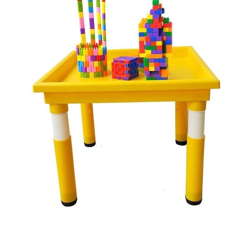 Silla Y Infantiles Baby Estudo Tavolo Scrivania Bambini Mesa De Plastico Game Kindergarten For Kinder Enfant Study Kids Table
