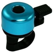 Bell Ring bike handlebar bell in aluminum - Blue