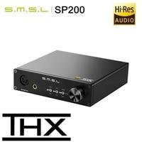 SMSL SP200 Headphone Amplifier THX AAA 888 Balance Technology Hi Res Player OPA564