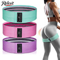 Resistance Bands Sports Yoga Belts Buttocks Cocked Butt Circle Gym Equipment for Home Fitness Workout Training Elastic Band