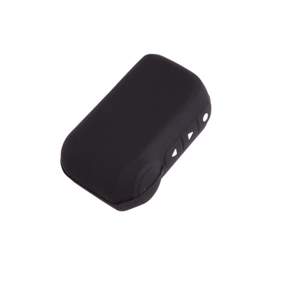 Silicone automatique clé alarme Version russe Starline housse LCD façon porte-clés Fob A93 contrôleur voiture A63 pour télécommande deux