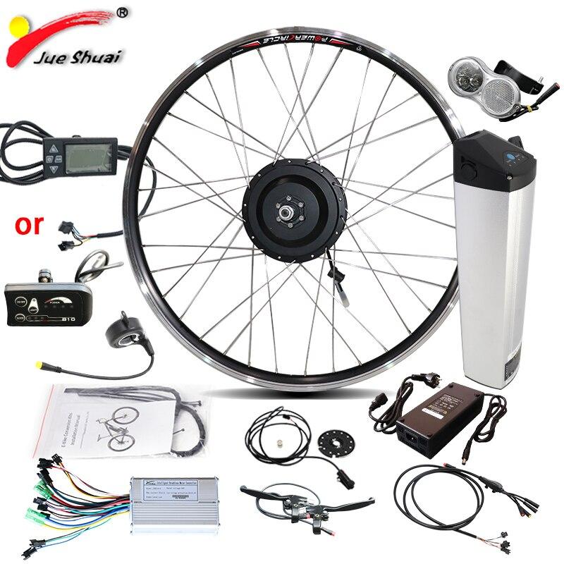 20/24/26/29 дюймов 700C передняя, Задняя Ступица Мотор колесо Ebike конверсионный набор 250 Вт/350 Вт/500 Вт 36 в электрический велосипед полный набор для электровелосипеда|Двигатель для электровелосипедов|   | АлиЭкспресс
