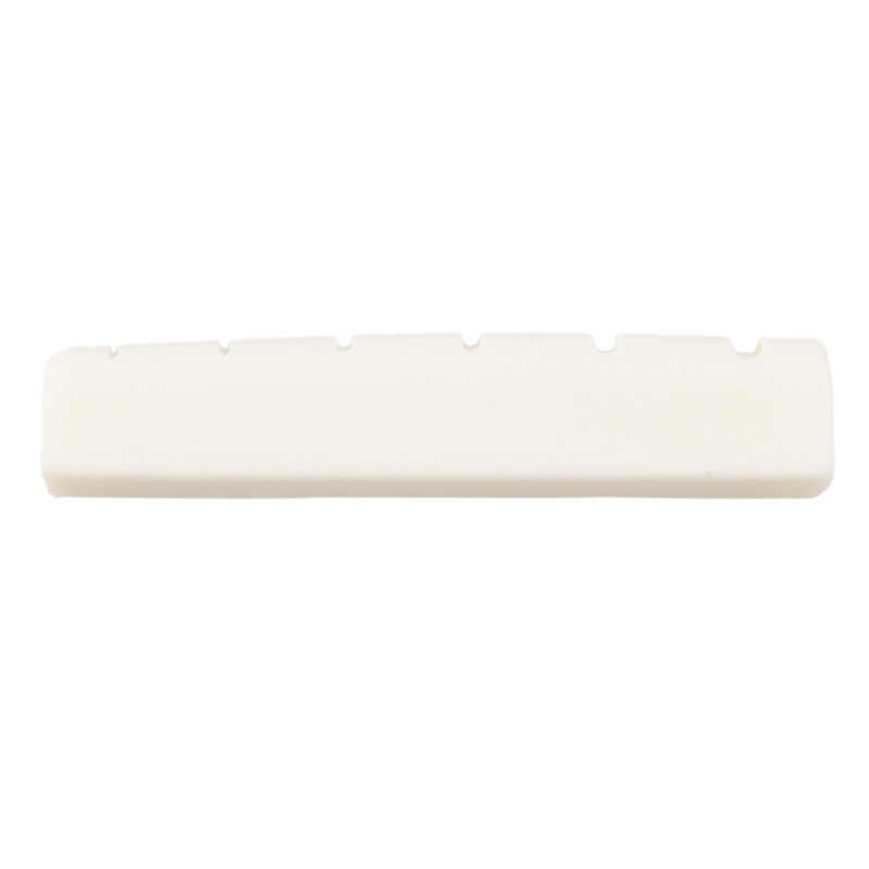 Hot-Guitar Guitar Bridge Ivory Bone Bone Nut Saddle Acoustic Bridge Saddle