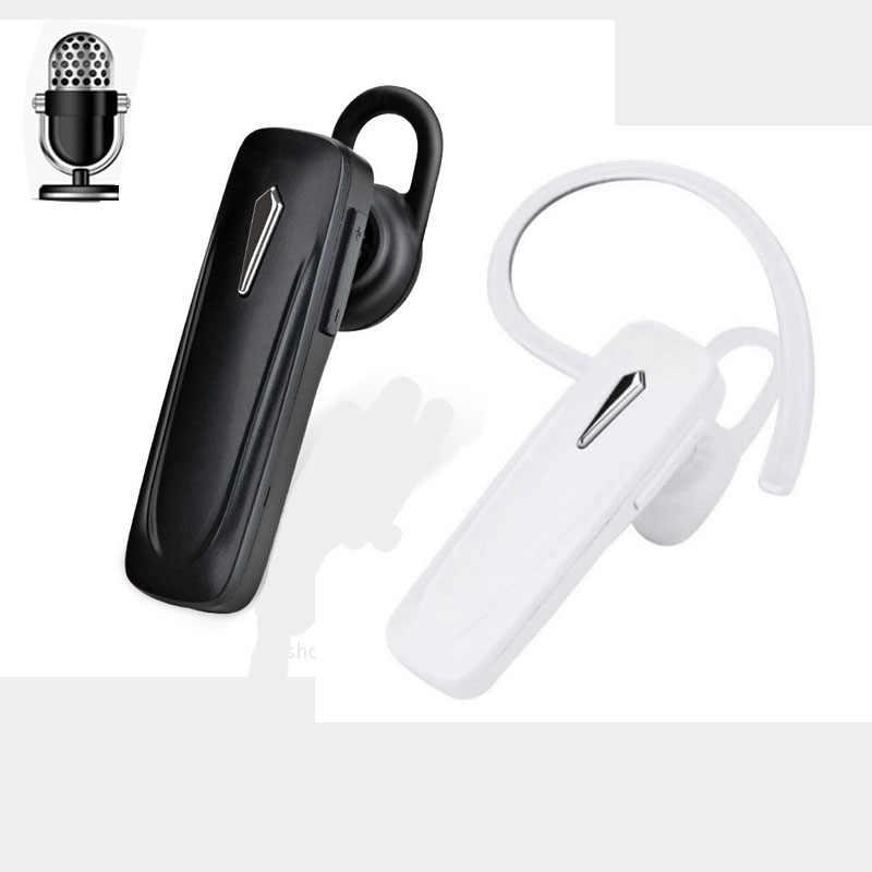 M163 بلوتوث 4.1 سماعة رياضية سماعة أذن صغيرة لاسلكية حر اليدين سماعات الأذن سماعات الموسيقى للهواتف أندرويد IOS