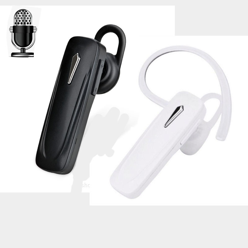 M163 Bluetooth 4.1 Sports Headset Mini Wireless Earphone Hands-free Earloop Earbuds Music Earpieces For IOS Android Phone