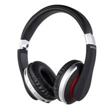 Wireless Headphones Bluetooth Headset Foldable Stereo Gaming Earphones With Microphone Support TF Card For IPad Mobile Phone