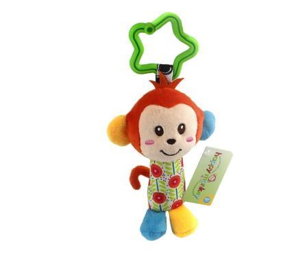 Image 5 - Nouveau croix bébé jouets blanc hochets support accessoires pour bébé berceau Mobile lit cloche support de jouet bras support liquidation boîte à musiqueHochets et mobiles bébé   -